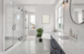 Beautiful Ensuite Master Bathroom in New