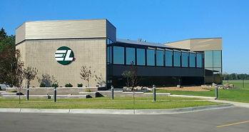 E&L Office Exterior