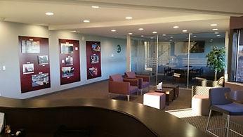 E&L Office Interior