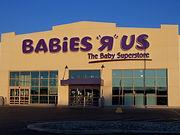 Babies R Us Renovation