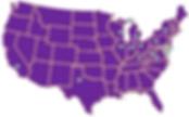 E&L Map Where We Work