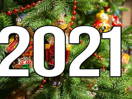 """С наступающим новым 2021 годом! (Отель """"Концерт"""", метро Электрозаводская)"""