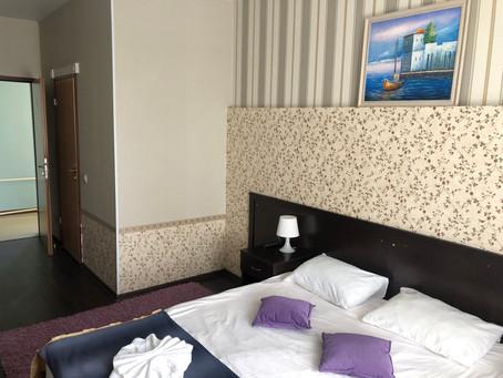 Какой гостинице отдать предпочтение? Отель Концерт в центре Москвы, около станции метро Семеновская.