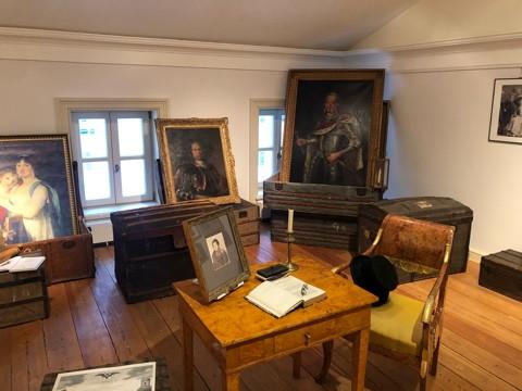 Дом-музей Матвея Муравьёва-Апостола