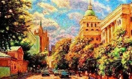"""Бесплатная пешеходная экскурсия. Сивцев Вражек - переулок со """"знаком породы""""."""