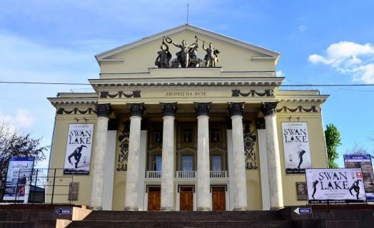 Достопримечательности Отеля Концерт, Метро Электрозаводская