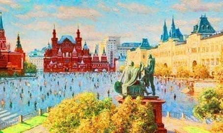 Бесплатная пешеходная экскурсия. Красная площадь. С седых веков до наших дней.