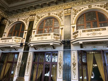 Путешествуем по Москве. Отель Концерт рекомендует посетить. Ресторан Яръ.