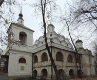 Храм Покрова Пресвятой Богородицы в Рубцове