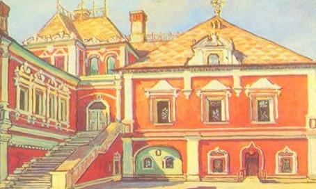 Бесплатная пешеходная экскурсия. Харитоньевские переулки и Огородная слобода: древние места в центре