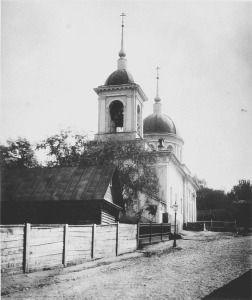 Путешествуем по Москве. Отель Концерт рекомендует посетить: Храм святителя Николая в Котельниках.