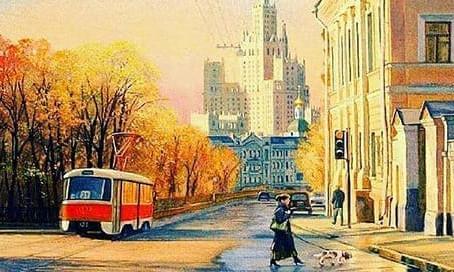 Бесплатная пешеходная экскурсия. От Покровских до Яузских ворот.