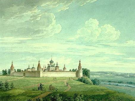 Путешествуем по Москве. Отель Концерт рекомендует посетить: Симонов монастырь.