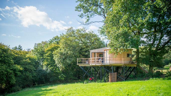 Tyr Onnen treehouse