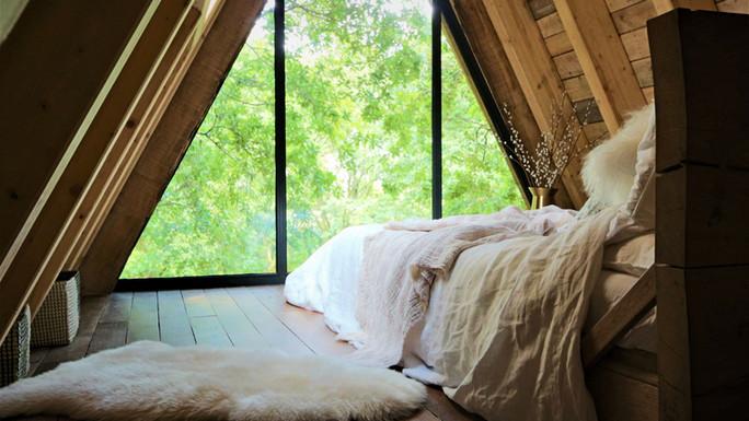 treehouse bedroom loft