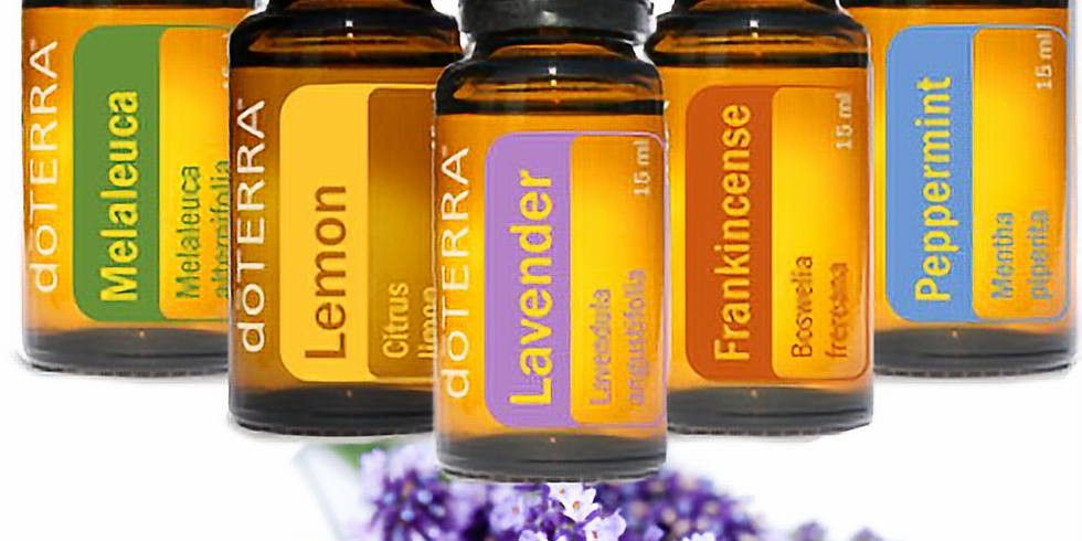 Workshop - an Introduction to the health & emotional benefits of Essential Oils