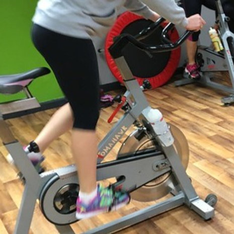 Spinning Workout (4 Sessions)