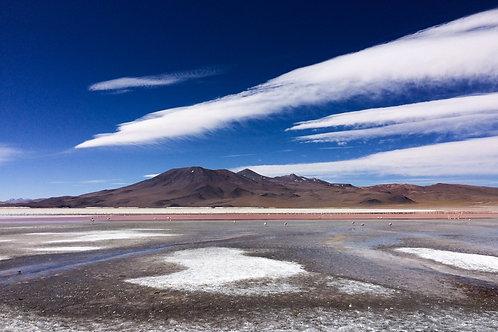Laguna Colorada, Bolívia - Paula Viecelli