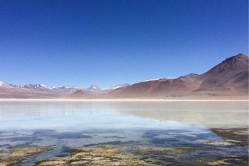 Laguna Blanca, Bolívia - Paula Viecelli