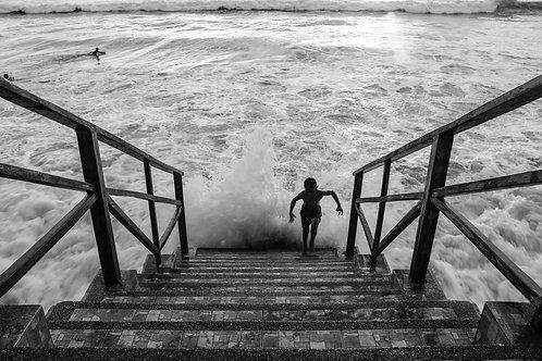 Niño y la ola - Winnie ReNo