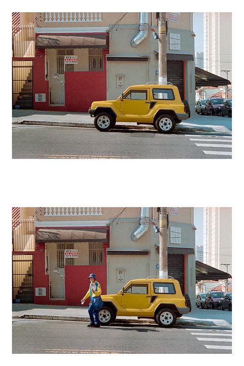 Saiu para entrega, 2018 - Thomaz Frias