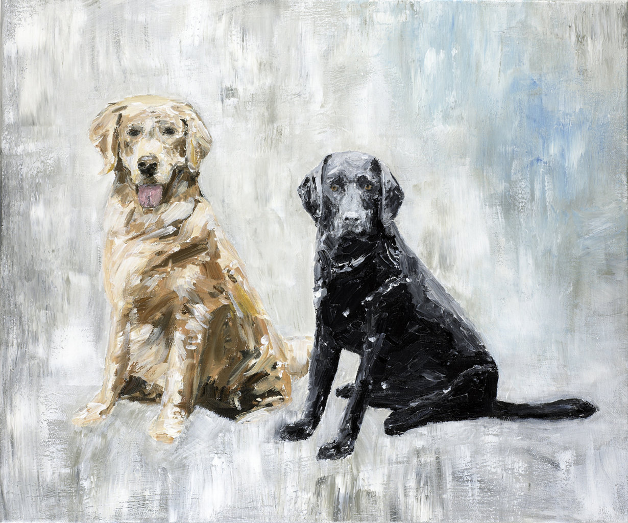 Jasper and Cooper
