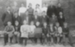 Ulrich School, Class picture, 1909.