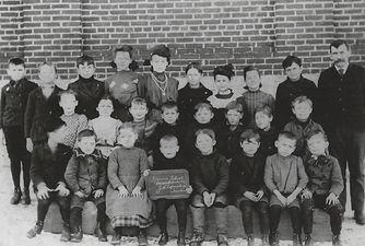 Stone School photo 1902