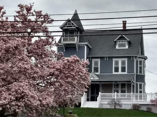 Bradley Mansion April 2019