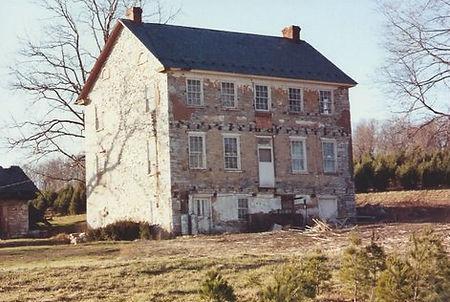 Nisley Farm House