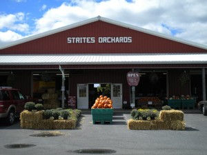 Strites Orchards Building
