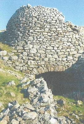 Photo of a Limestone Kiln.