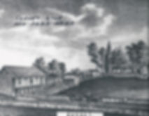Drawing of the Sunset Farm.