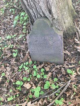 Gravestone of Diana Conrad