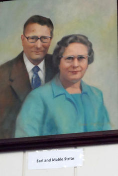 Photo of Earl and Mable Strite