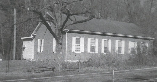 Photo of the Shope's church.