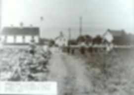 The Everdale Farm in 1911 before Rt. 230 was designed.