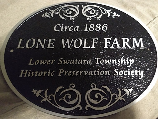 1st plaque for Lone Wolf Farm.jpg