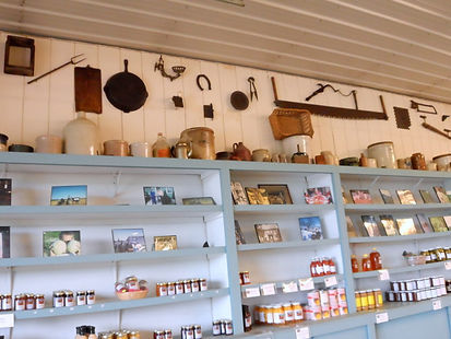 Photo of Strites jams and products for sale.
