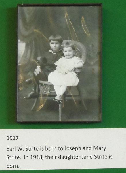 Earl Strite and Jane Strite