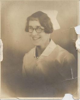 Photo of Edith in her nursing.jpg
