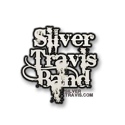 Silver Travis Magnet