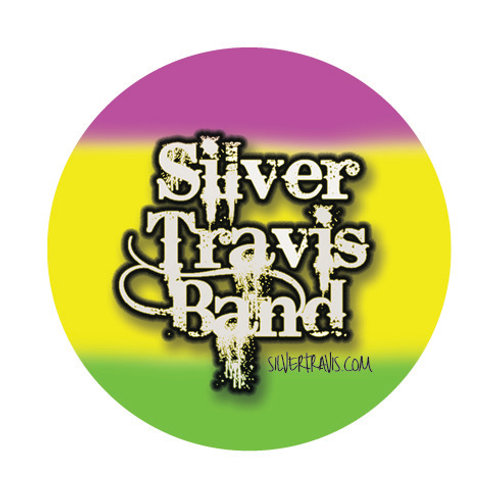 STB Retro Gig Poster Button/Magnet