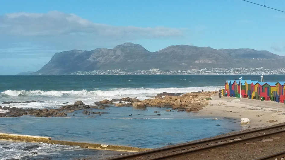 St James Beach, False Bay