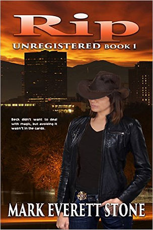 The novel Rip, Unregistered Book 1