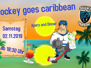 Event: Hockey Goes Caribbean Abend