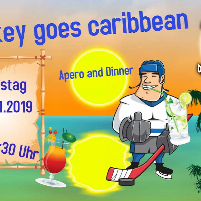 Event: Hockey Goes Caribbean Abend