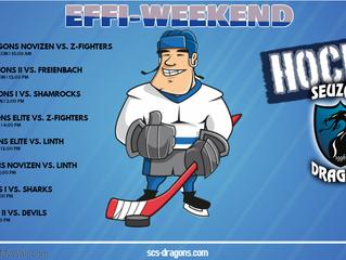 Preview: XXL-Hockey-Weekend im Eselriet