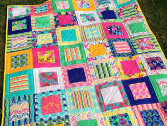 Good Karma Lap Quilt