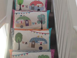 Caravan Cushions - Custom Order